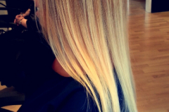 Ombre color